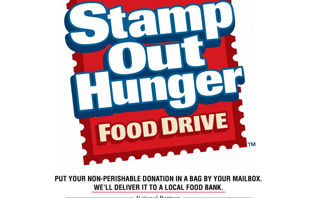 Stamp Out Hunger 2019 advertisement