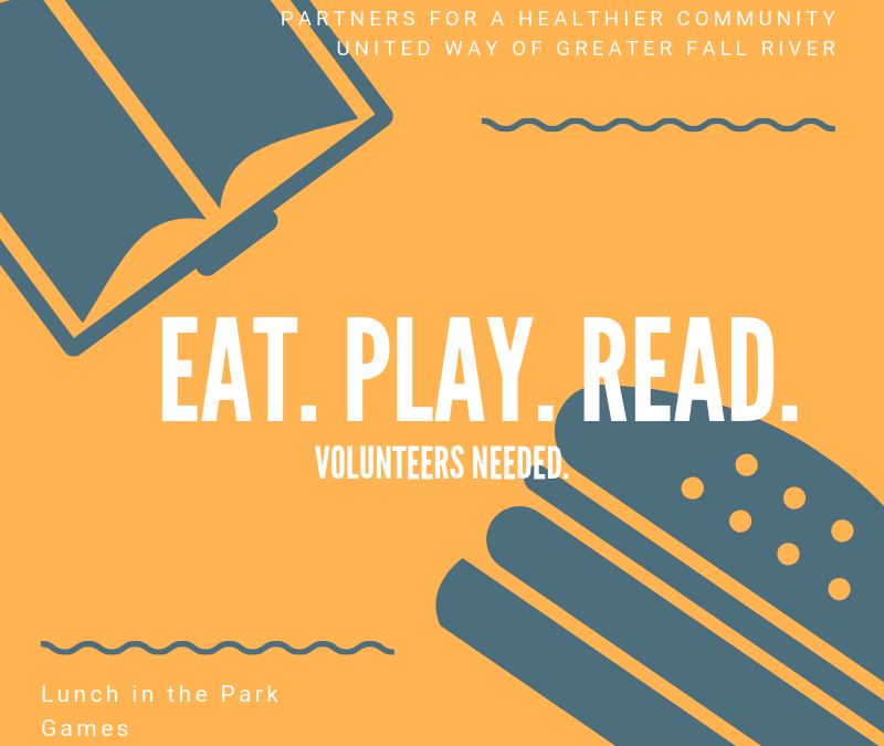 Eat Play Read social emotional learning in the park 2019 advertisement