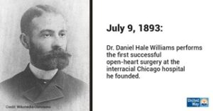 Black History Month- Dr. Daniel Hale