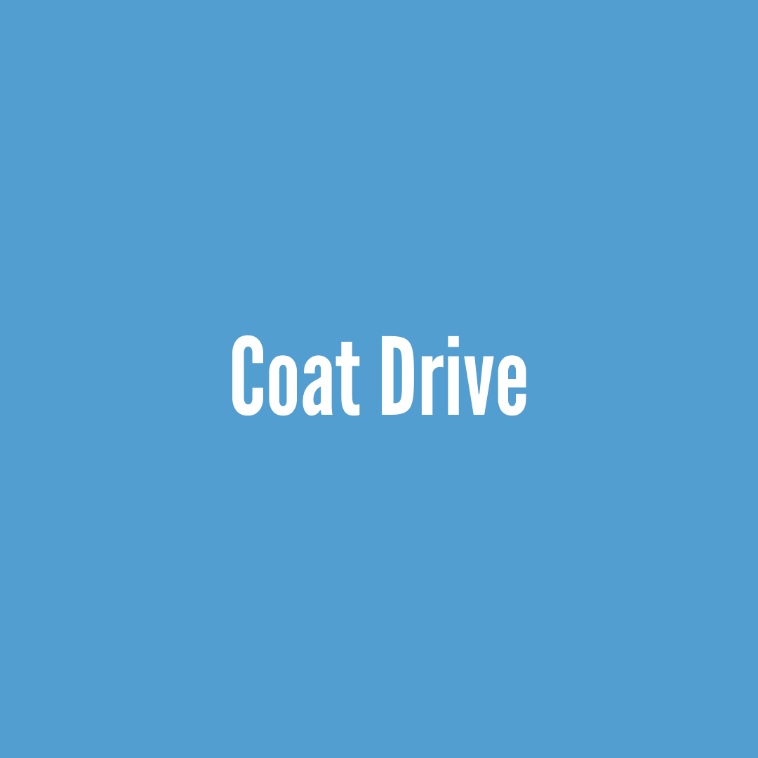 What We Do Coat Drive